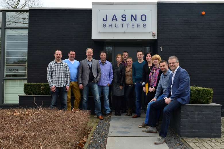 Hovedkontor for JASNO shutters