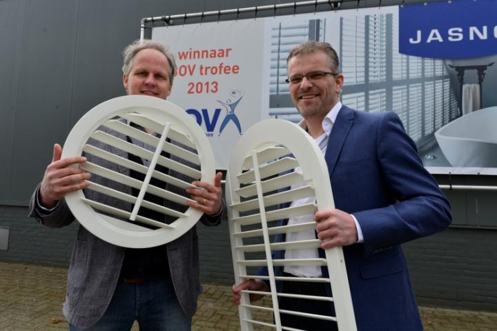 JASNO shutters winnaar BOV trofee 2013