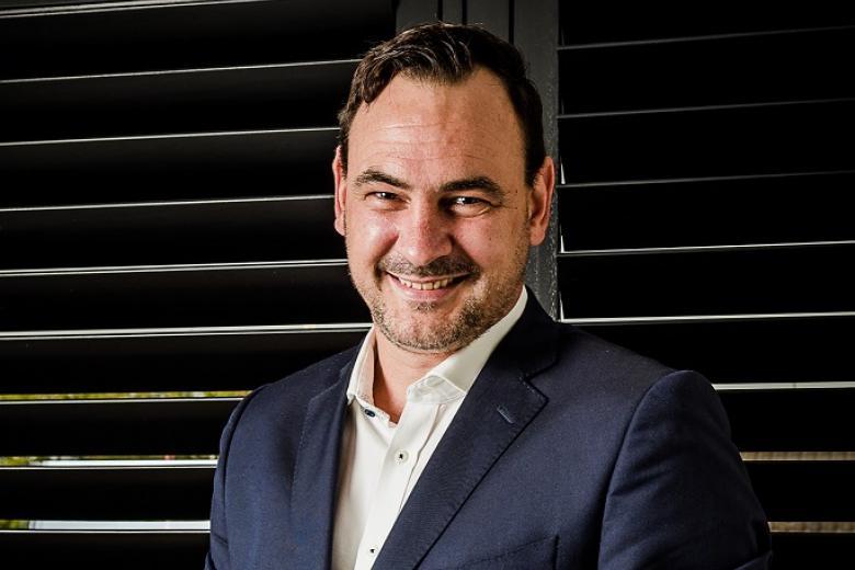 Bram Raaijmakers ny direktør for JASNO shutters bv