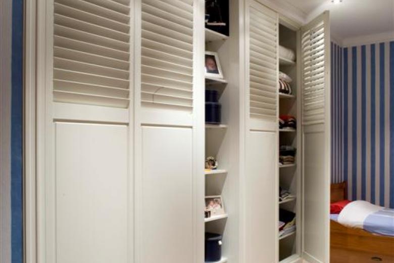 JASNO skodder walk-in-closet